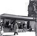 גן החיות של תל אביב הכניסה לגן צלם וילי פולנדר 1954 ארכיון עיריית תל אביב.jpg