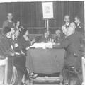 נחום סוקולוב נשיא ההסתדרות הציונית והסוכנות היהודית לארץ- ישראל ואלכסנדר גולדש-PHG-1007422.png