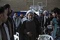 سخنرانی علیرضا پناهیان در جمع هیئت های مذهبی در قصر شیرین به مناسبت بیست و دوم بهمن ماه Alireza Panahian 05.jpg
