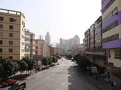 乌鲁木齐.红山路 China Xinjiang Urumqi Welcome you to tour the - panoramio.jpg