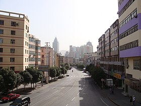乌鲁木齐.红山路 China Xinjiang Urumqi Welcome you to tour the - panoramio.jpg