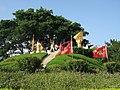 厦门胡里山炮台 - 清兵红夷大炮演放操演,准备点火 - panoramio.jpg