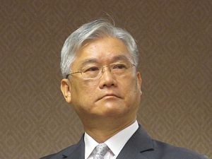 Andrew Hsia - Image: 台灣兩岸事務官員在立法院接受質詢 03