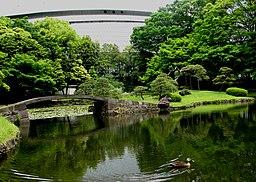 小石川後楽園 - panoramio