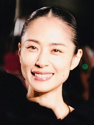 Eri Fukatsu - Image: 第27回 東京国際映画祭 深津絵里
