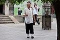 道家在白云观 - Taoist in the White Cloud Temple (7837647432).jpg