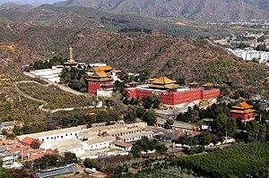 Xumi Fushou Temple - Xumi Fushou Temple