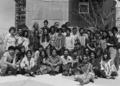 벤구리온 대학 교수 시절 담당한 학생들과 함께 찍은 류태영 교수 사진.png