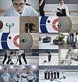 여자 컬링팀 '팀 킴' 첫 TV 광고는 'LG 코드제로' (39079936390).jpg