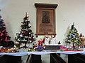 -2018-12-15 2018 Christmas tree festival Church of St John the Baptist, Trimingham (6).JPG