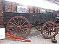 -2019-11-16 East Anglian hay wagon (1890), Hillside Norfolk Shire Horse Centre, West Runton.JPG