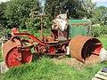 -2020-09-10 Barford & Perkins road roller, Driftwood Antiques, reclaim and curio, Sutton, Norfolk.JPG