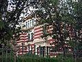 007 Casa de Santa Teresa, façana av. Víctor Balaguer (Vilanova i la Geltrú).jpg