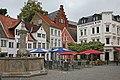 """00 2482 Flensburg - Neptunbrunnen am """"Nordermakt"""".jpg"""