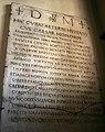 0111 - Milano - Sant'Ambrogio Lastra tombale Ludovico II (+ 875) - Foto Giovanni Dall'Orto 25-Apr-2007.jpg