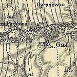 01887 Markowa bei Gać, Franzisco-Josephinische Landesaufnahme (1869-1887).jpg