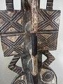 027 a2 detail BWA - (BAYIRI) PLANK MASK, Burkina Faso FRONT (168.CM) (9365598930).jpg