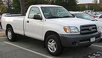 2003-2006 Toyota Tundra regular cab