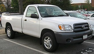 Toyota Tundra - 2003-2006 Toyota Tundra regular cab