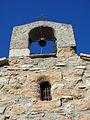 054 Ermita de l'Àngel (Monistrol de Montserrat), campanar d'espadanya.JPG