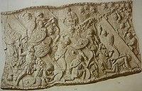 070 Conrad Cichorius, Die Reliefs der Traianssäule, Tafel LXX.jpg
