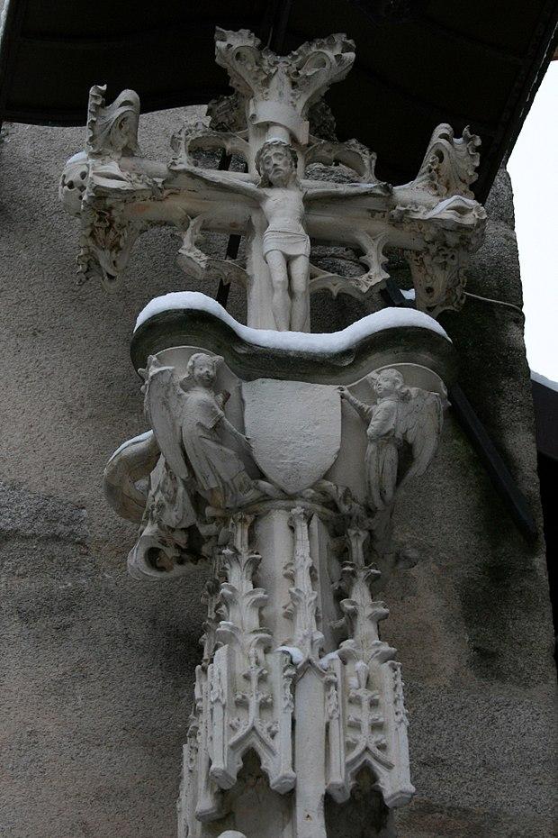 Monument historique à Limoges
