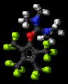 1,1,3,3-tetramethyluronium-O-tetrakis(trifluoromethyl)cyclopentadienylide-3D-balls.png