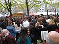 1. Mai 2013 in Hannover. Gute Arbeit. Sichere Rente. Soziales Europa. Umzug vom Freizeitheim Linden zum Klagesmarkt. Menschen und Aktivitäten (231).jpg