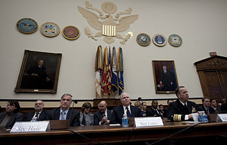 Robert F. Hale - Robert Hale along with Secretary of Defense Robert M. Gates and Navy Adm. Mike Mullen testify to the House Armed Services Committee on the FY 2011 defense budget