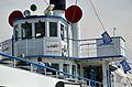 100 Jahre Dampfschiff 'Stadt Rapperswil' - Tag der offenen Dampfschiff-Türe am Bürkliplatz - Brücke 2014-04-25 14-02-28.JPG