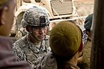 101st Airborne Division Commander Visits COP Charkh 110405-A-IK997-276.jpg