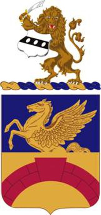 104th Aviation Regiment (United States) - coat of arms