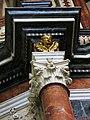 104 Església de Sant Miquel dels Reis (València), altar major, detall amb capitell.jpg