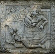 hanumanasana  wikipedia