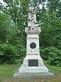 123rd New York Volunteer Infantry Regiment monument - Gettysburg.jpg