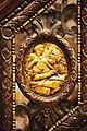 1414 - 2014. 600 Jahre Chorhalle des Aachener Doms. Relief des Treppenaufgangs (1782).jpg