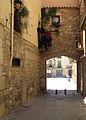 160 Portal de Migdia, o del Mercadal, des del carrer de les Tendes.jpg