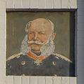 16192 Bei der Friedenseiche 6 Fassadendetail (d) Wilhelm I 1.JPG