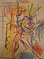 172 Gi Dance A4 Pastel et crayon.JPG