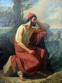 1830 Blunck Odysseus auf der Insel der Kalypso anagoria.JPG