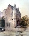 1879. Reconstructie Achterste Poort van het Binnenhof, Den Haag.png