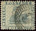 1888ca 2d Western Australia oval 6 Yv40 SG104.jpg