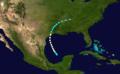 1891 Atlantic hurricane 1 track.png