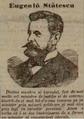 1899 - Eugen Stătescu, sursa Adevărul, 12, nr. 3491, 9 aprilie 1899.PNG