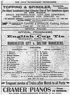 1904 FA Cup Final