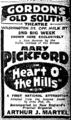 1920 Gordons OldSouthTheatre BostonGlobe August30.png