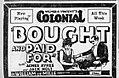 1922 - Colonial Theater - 18 Aug MC - Allentown PA.jpg