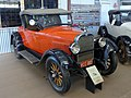 1928 Dodge, National Road Transport Hall of Fame, 2015.JPG