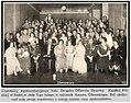 1933 luty 07 Łódź - Modest i Janina Słoniowscy na balu karnawałowym.jpg