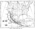 1939 Eastern Pacific Hurricane Track Map.PNG